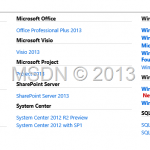 Windows 8.1 RTM and Windows Server 2012 R2 RTM are available for MSDN/TechNet subscribers
