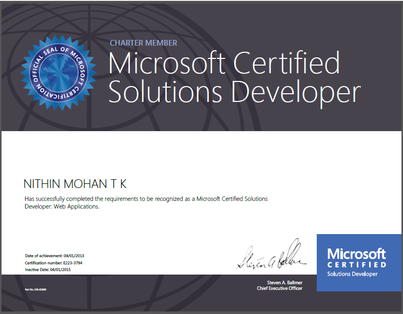 Microsoft Certification Changes In Certificate Templates